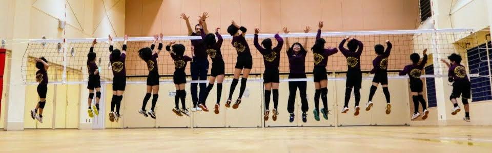 品川グリフィンズ - 小学生バレーボールチームのウェブサイト